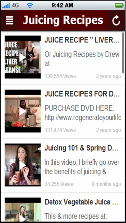 Juicing Recipes: Juicing For a Healthier Lifestyle screenshot-3