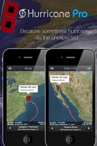 Hurricane Pro screenshot 1