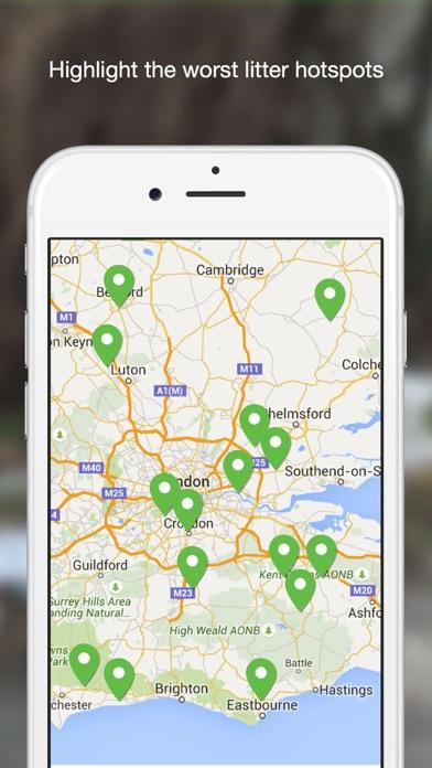 LitterGram screenshot three