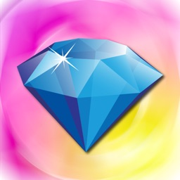 Jewel Dash Free: gem matching puzzle game with rewards