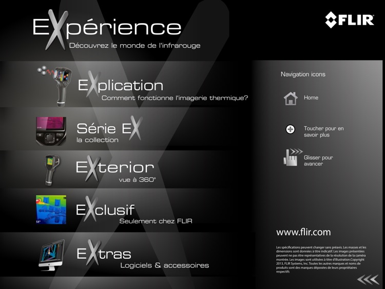 FLIRExperience - FRANCAIS screenshot-3