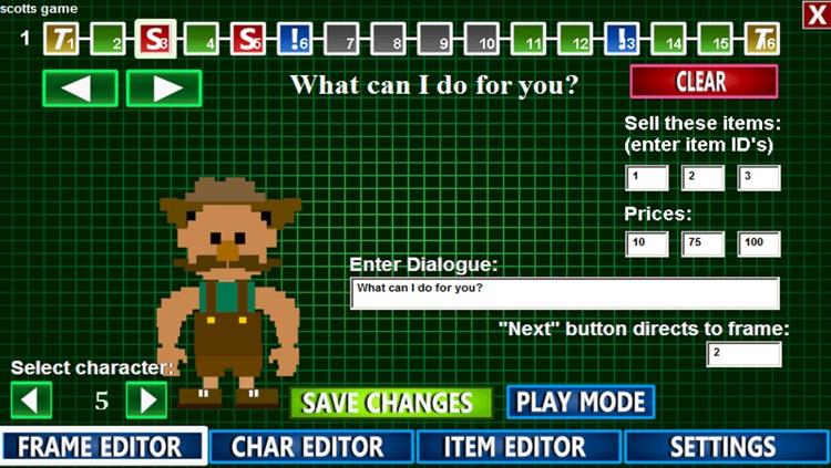 8-Bit RPG Creator screenshot-3