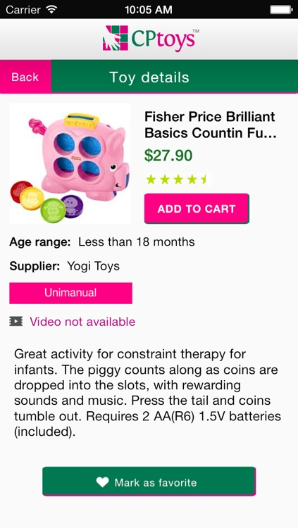 CPtoys App screenshot-2