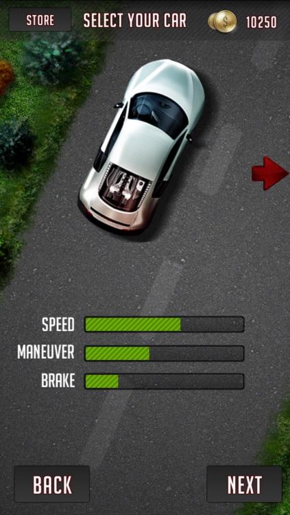 Highway Traffic Car Racing screenshot-3