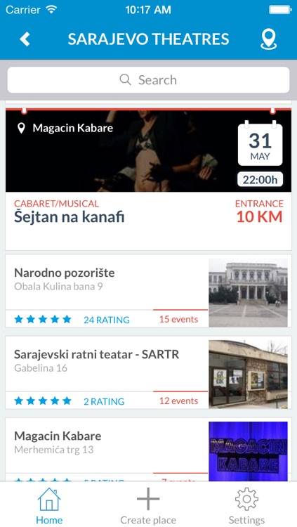 Navigator.ba - Sarajevo Map and City Guide