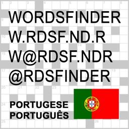 PT Words Finder Pro Portugese/Português - find the best words for crossword, Wordfeud, Scrabble, cryptogram, anagram and spelling
