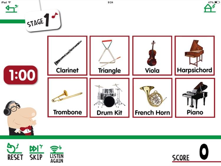 Little Musician - Musical Instruments screenshot-4