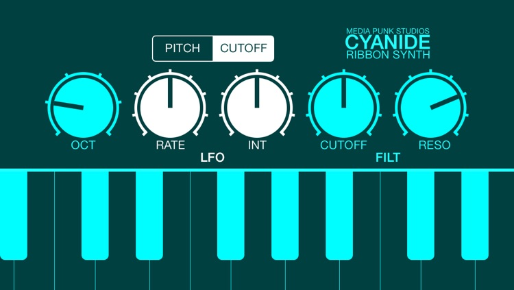 Cyanide Ribbon Synth