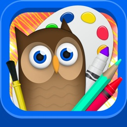 DrawPals - Draw and Color for Kids and Grownups!