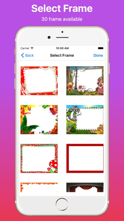 Background Image Eraser and Frame  Pro