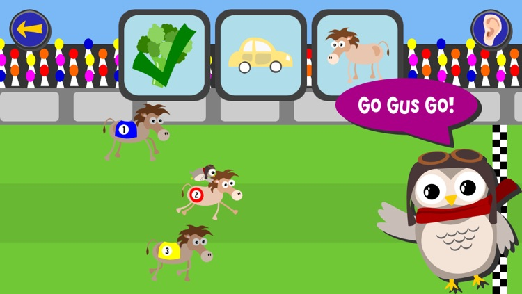 Gus on the Go: English for Kids screenshot-4