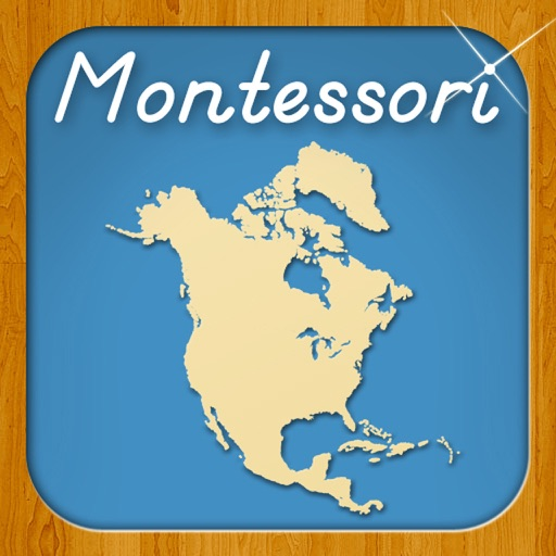 North America - A Montessori Approach To Geography HD