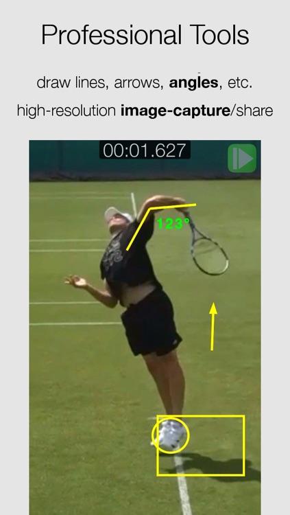 CMV edu Slow-mo Video Analysis: Academic Edition for PE Students & Teachers screenshot-3