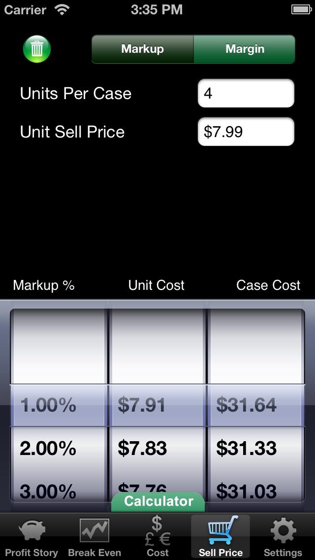 Profit Story review screenshots