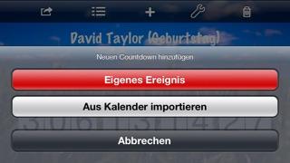 Badge Countdown Pro [Bester Countdown App]Screenshot von 3