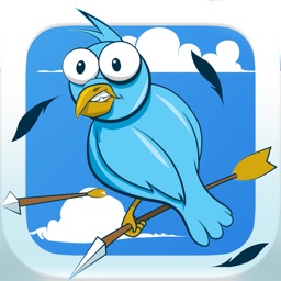 Longbow Birdy - Bow and arrow archery game