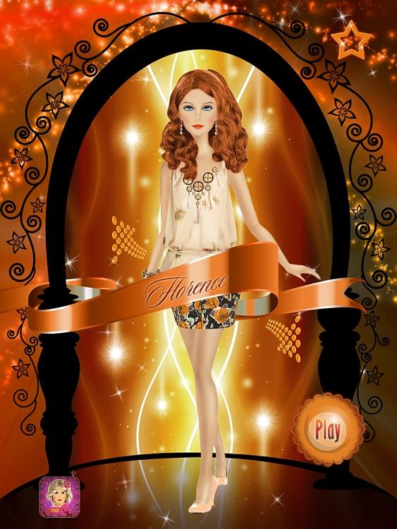 Makeup, Hairstyle & Dressing Up Fashion Princess Free 2 screenshot-4