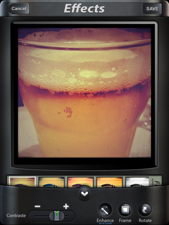 Camera FX Pro for iPad screenshot-4
