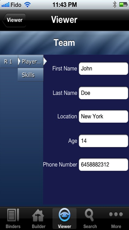 Data Manager screenshot-3