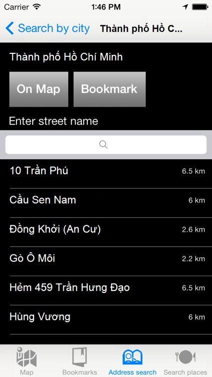 Vietnam Offline Travel Map - Maps For You screenshot-3