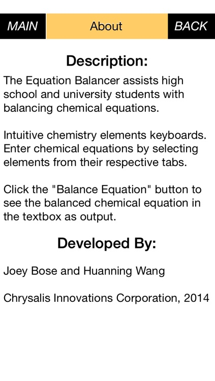 Equation Balancing for Learning Chemistry Free screenshot-4