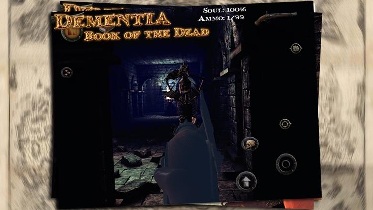 Dementia: Book of the Dead screenshot-4