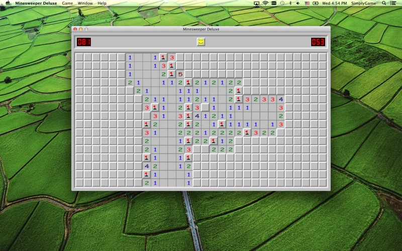 Minesweeper Deluxe Screenshot