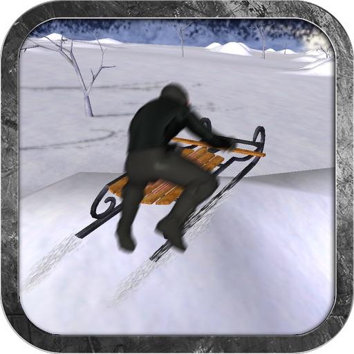 Sled Simulator 3D