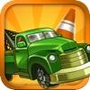 3Dレッカー車の駐車場の挑戦ゲーム無料