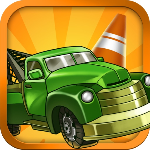 3D Tow Truck Parking Challenge Game FREE