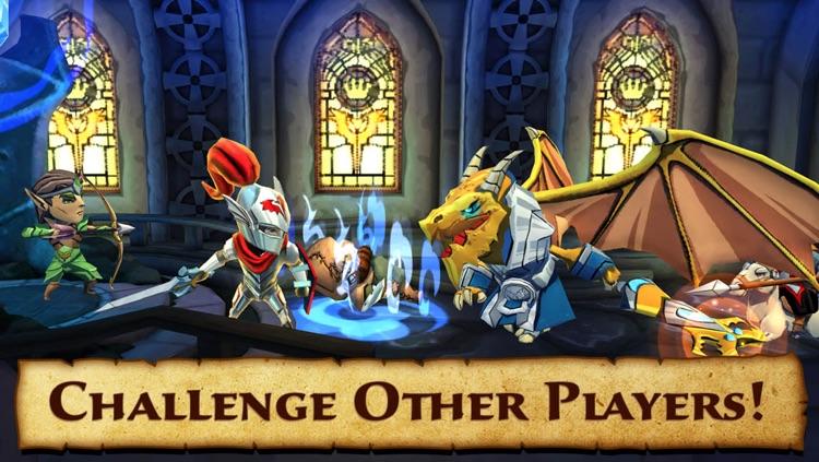 Defenders & Dragons screenshot-4