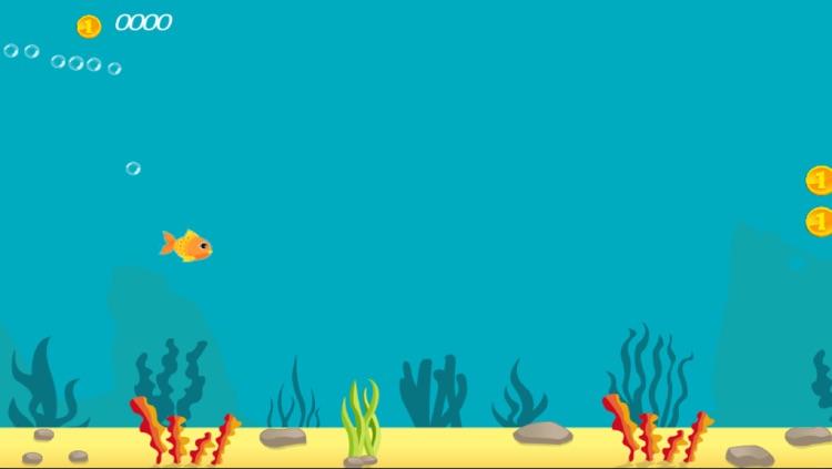 Flappy Goldfish Saga