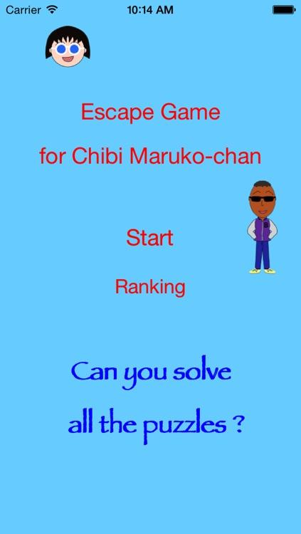 Escape Games for Chibi Maruko-chan