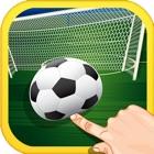 Futebol kick off – liga de campeões e o Campeonato Mundial de futebol icon