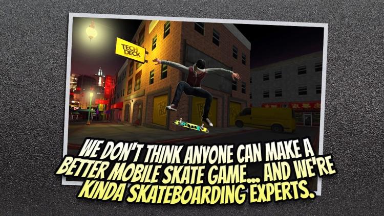Tech Deck Skateboarding @Kids screenshot-4