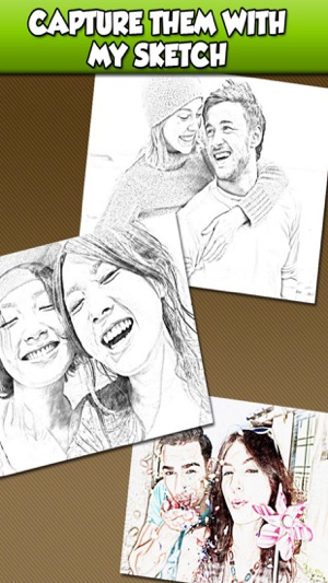 My Sketch - Pencil Drawing Sketches Screenshot