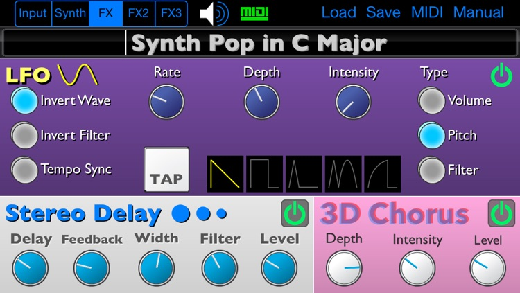 Jam Synth