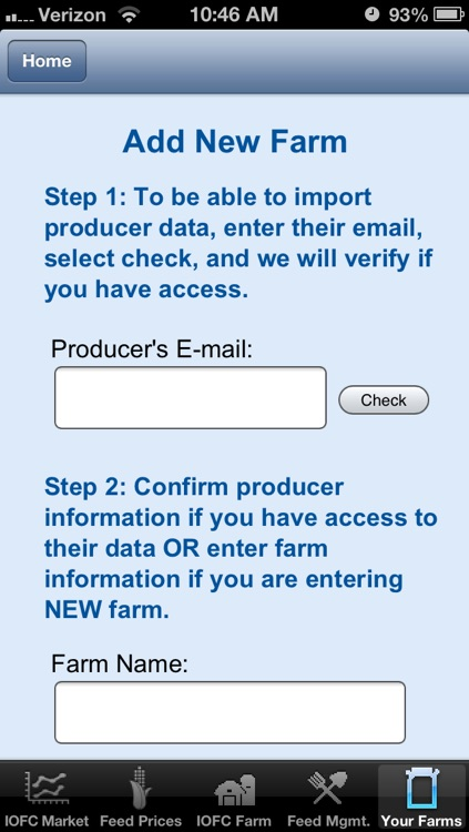 DairyCentsPRO – Consultant Version