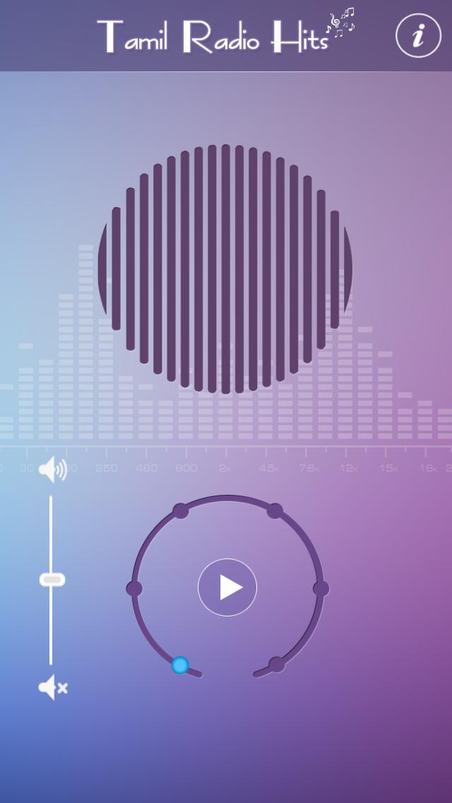 Tamil Radio Hits screenshot one