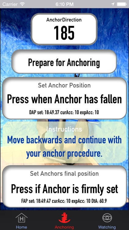 AnchorWatch Pro screenshot-1