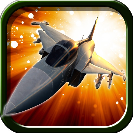 Air Assault Jet Plane Stealth Bomber - An Aerial Combat Warfare Simulator Pro