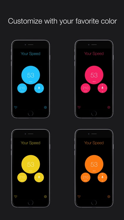 NoSpeed - Car Speed Alert System screenshot-2
