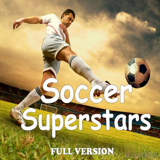 Soccer Superstars.Knowing your favourite soccer players