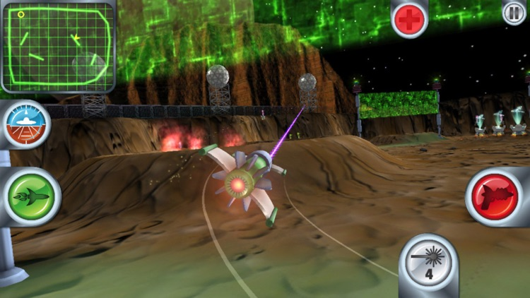 Air Wings Intergalactic screenshot-3