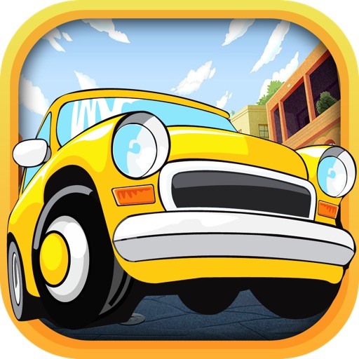 Freeway Lane Splitter Fury - Cool Crazy Taxi Cabs Drivers iOS App