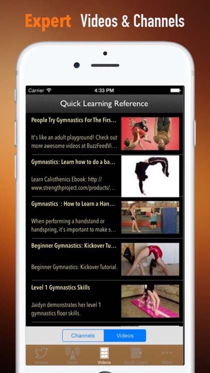Gymnastics 101: Reference with Tutorial Guide and Latest News