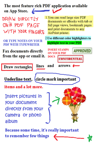 PDF Tools - Annotate PDF, Sign & Send Docs, Fill out PDF Forms and Convert Office Docs to PDF screenshot 1