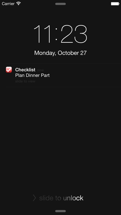 Checklist - Super Fast Reminders, To-Do Lists & Tasks screenshot-4