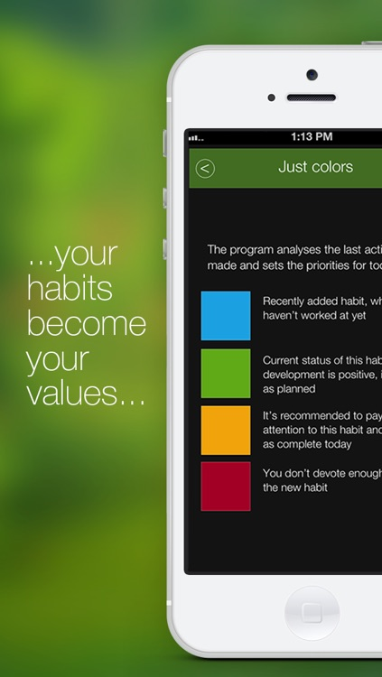 Keep It Green - Habit Maker. Free