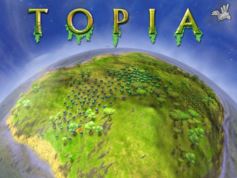 Topia World Builder на iPad